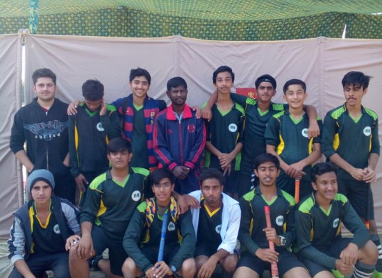 Inter campus sports competition