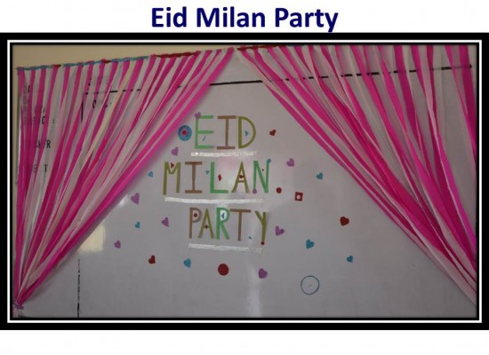 Eid Milan Party
